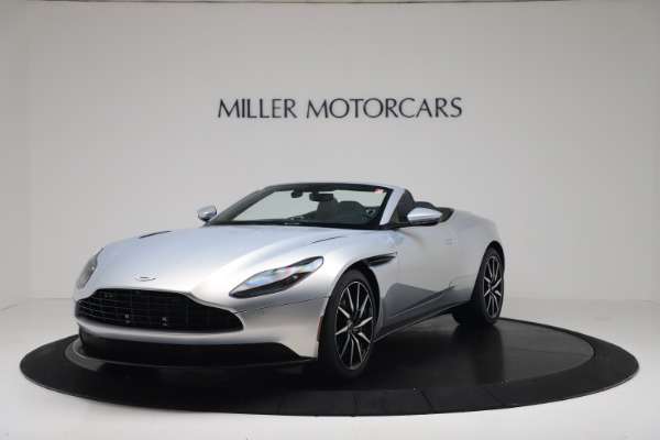 New 2020 Aston Martin DB11 V8 for sale Sold at Rolls-Royce Motor Cars Greenwich in Greenwich CT 06830 3