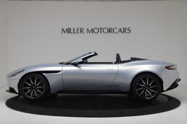 New 2020 Aston Martin DB11 V8 for sale Sold at Rolls-Royce Motor Cars Greenwich in Greenwich CT 06830 4
