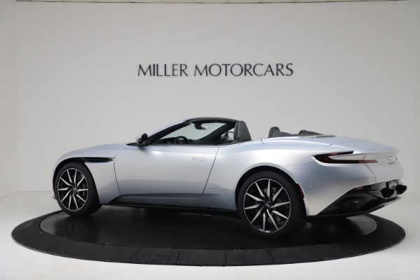 New 2020 Aston Martin DB11 V8 for sale Sold at Rolls-Royce Motor Cars Greenwich in Greenwich CT 06830 5