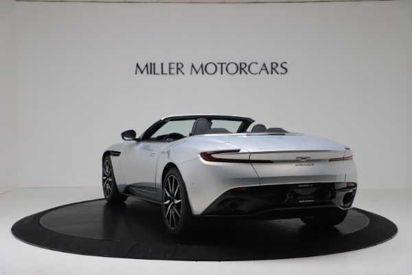 New 2020 Aston Martin DB11 V8 for sale Sold at Rolls-Royce Motor Cars Greenwich in Greenwich CT 06830 6
