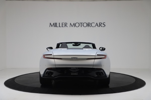New 2020 Aston Martin DB11 V8 for sale Sold at Rolls-Royce Motor Cars Greenwich in Greenwich CT 06830 7