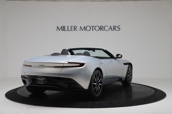 New 2020 Aston Martin DB11 V8 for sale Sold at Rolls-Royce Motor Cars Greenwich in Greenwich CT 06830 8