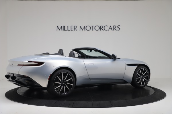 New 2020 Aston Martin DB11 V8 for sale Sold at Rolls-Royce Motor Cars Greenwich in Greenwich CT 06830 9