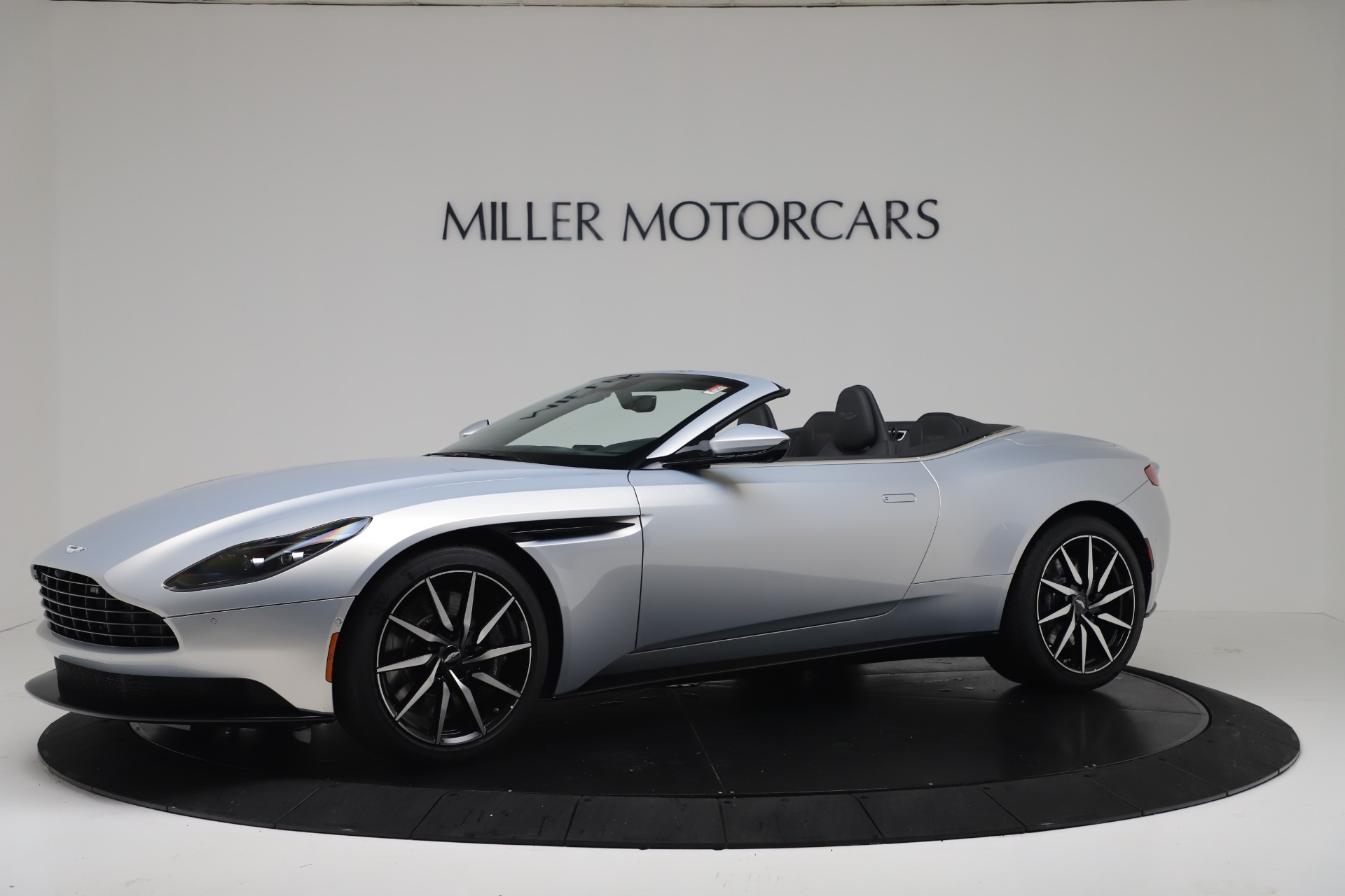New 2020 Aston Martin DB11 V8 for sale Sold at Rolls-Royce Motor Cars Greenwich in Greenwich CT 06830 1