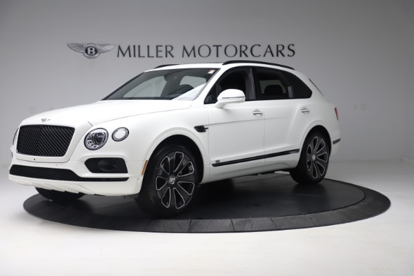 New 2020 Bentley Bentayga V8 Design Series for sale Sold at Rolls-Royce Motor Cars Greenwich in Greenwich CT 06830 2