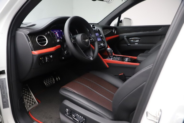 New 2020 Bentley Bentayga V8 Design Series for sale Sold at Rolls-Royce Motor Cars Greenwich in Greenwich CT 06830 25
