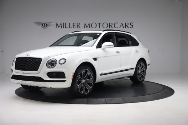 New 2020 Bentley Bentayga V8 Design Series for sale Sold at Rolls-Royce Motor Cars Greenwich in Greenwich CT 06830 3