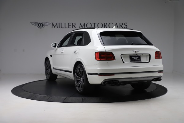 New 2020 Bentley Bentayga V8 Design Series for sale Sold at Rolls-Royce Motor Cars Greenwich in Greenwich CT 06830 7