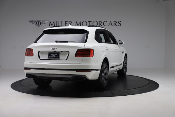 New 2020 Bentley Bentayga V8 Design Series for sale Sold at Rolls-Royce Motor Cars Greenwich in Greenwich CT 06830 9