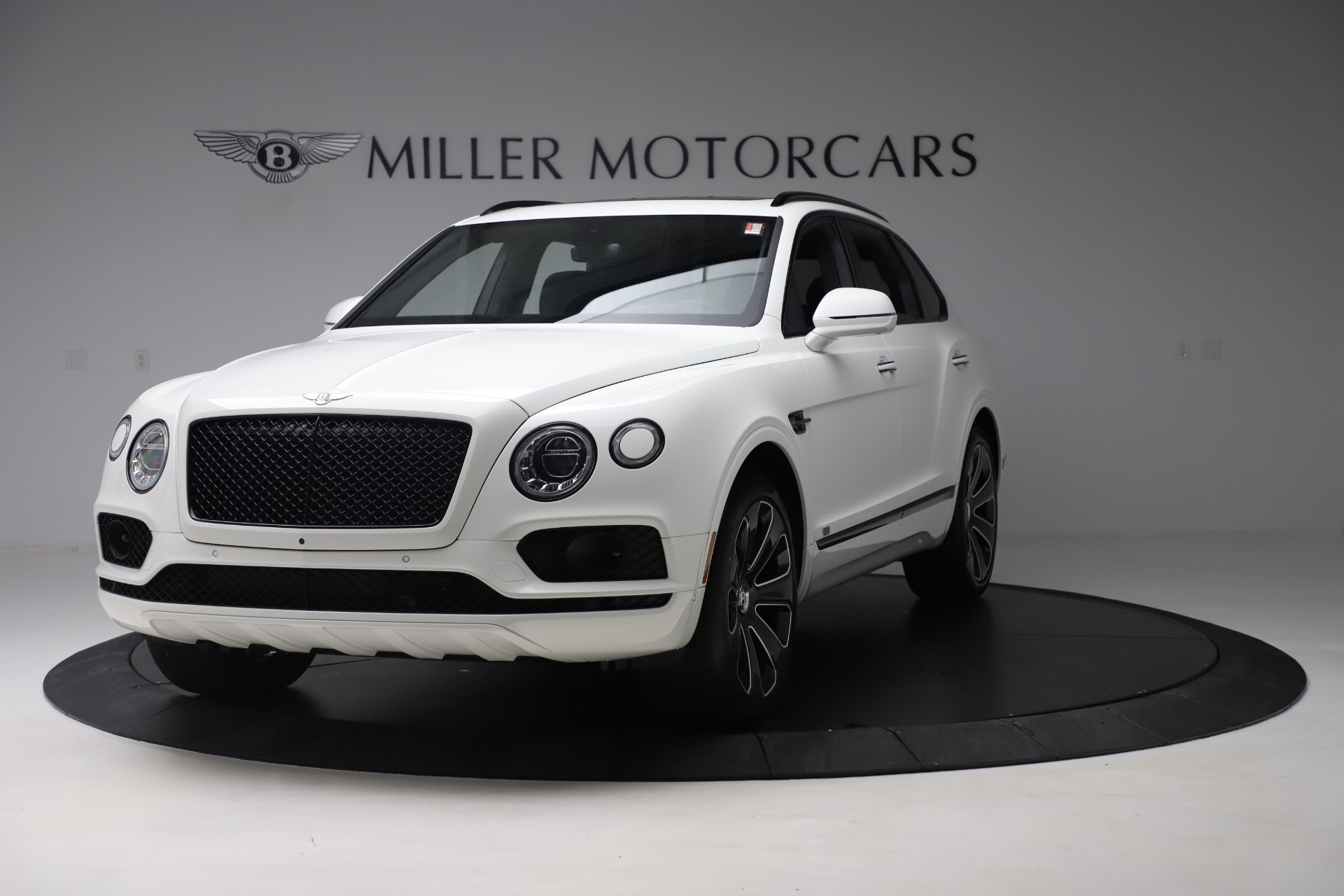 New 2020 Bentley Bentayga V8 Design Series for sale Sold at Rolls-Royce Motor Cars Greenwich in Greenwich CT 06830 1