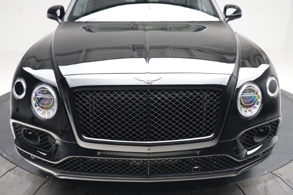Used 2020 Bentley Bentayga V8 Design Series for sale $199,900 at Rolls-Royce Motor Cars Greenwich in Greenwich CT 06830 13