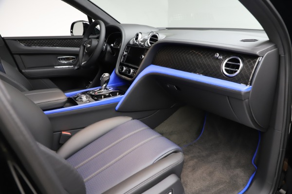 Used 2020 Bentley Bentayga V8 Design Series for sale $199,900 at Rolls-Royce Motor Cars Greenwich in Greenwich CT 06830 25