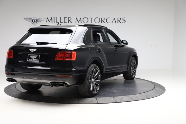 New 2020 Bentley Bentayga V8 Design Series for sale $216,860 at Rolls-Royce Motor Cars Greenwich in Greenwich CT 06830 7