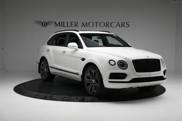 New 2020 Bentley Bentayga V8 Design Series for sale $216,860 at Rolls-Royce Motor Cars Greenwich in Greenwich CT 06830 11