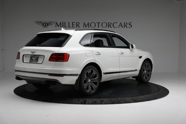 New 2020 Bentley Bentayga V8 Design Series for sale $216,860 at Rolls-Royce Motor Cars Greenwich in Greenwich CT 06830 8