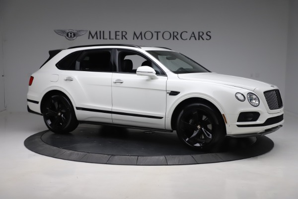 New 2020 Bentley Bentayga V8 for sale Sold at Rolls-Royce Motor Cars Greenwich in Greenwich CT 06830 10