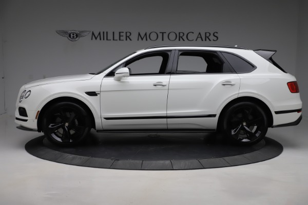 New 2020 Bentley Bentayga V8 for sale Sold at Rolls-Royce Motor Cars Greenwich in Greenwich CT 06830 3