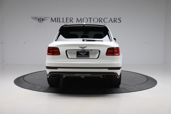 New 2020 Bentley Bentayga V8 for sale Sold at Rolls-Royce Motor Cars Greenwich in Greenwich CT 06830 6