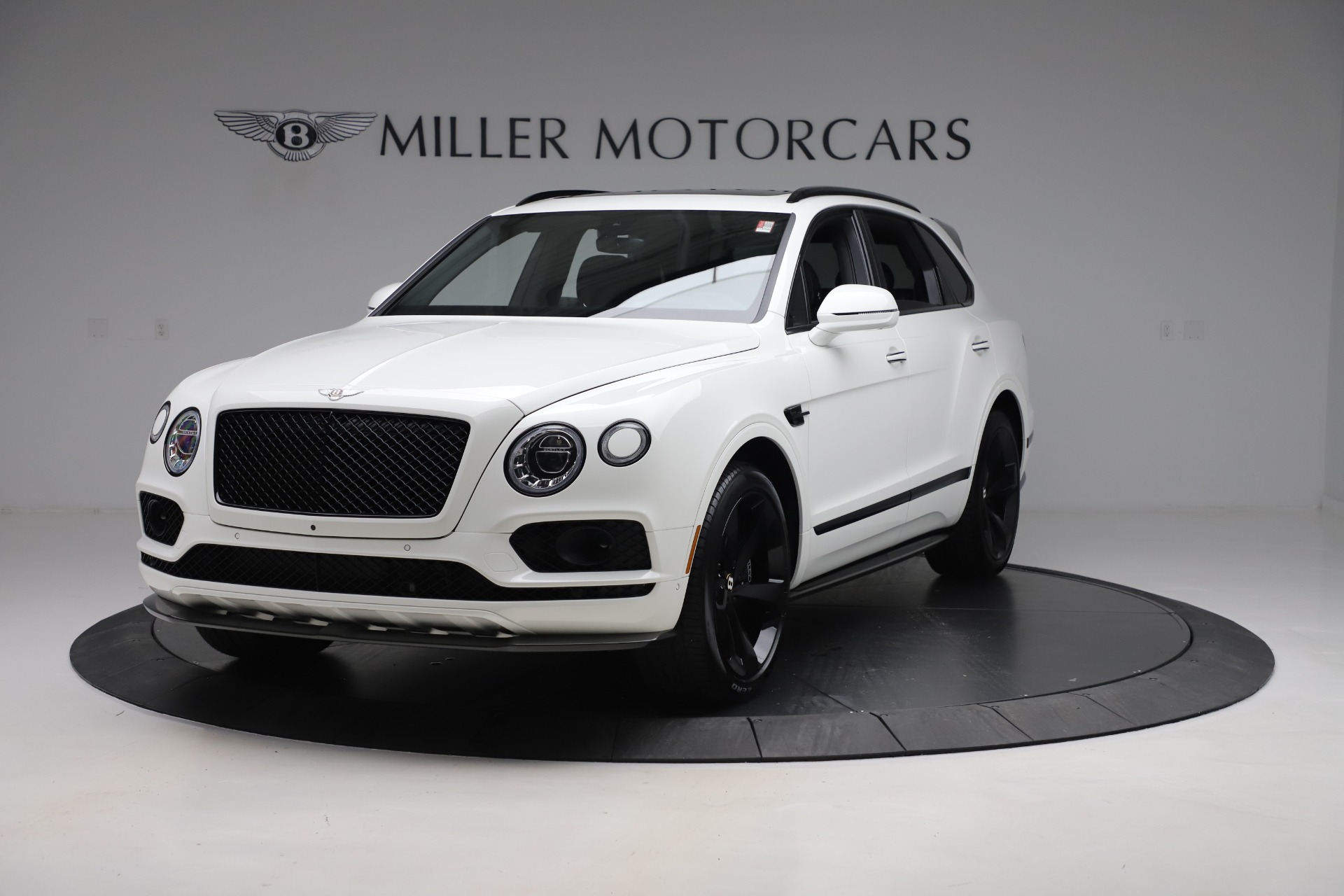 New 2020 Bentley Bentayga V8 for sale Sold at Rolls-Royce Motor Cars Greenwich in Greenwich CT 06830 1