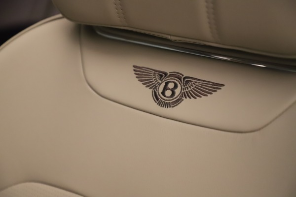 New 2020 Bentley Bentayga V8 for sale Sold at Rolls-Royce Motor Cars Greenwich in Greenwich CT 06830 20