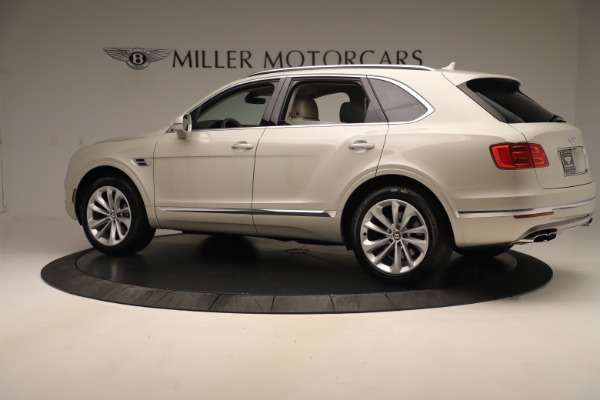 New 2020 Bentley Bentayga V8 for sale Sold at Rolls-Royce Motor Cars Greenwich in Greenwich CT 06830 4