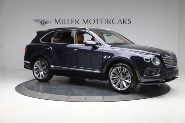 New 2020 Bentley Bentayga Speed for sale Sold at Rolls-Royce Motor Cars Greenwich in Greenwich CT 06830 10