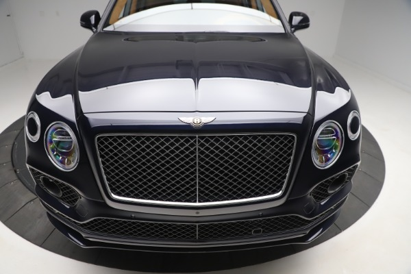 New 2020 Bentley Bentayga Speed for sale Sold at Rolls-Royce Motor Cars Greenwich in Greenwich CT 06830 13