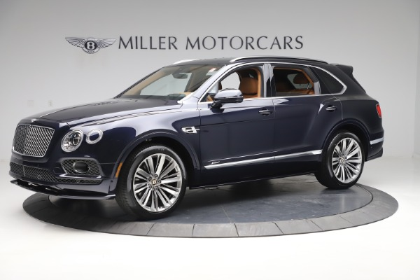 New 2020 Bentley Bentayga Speed for sale Sold at Rolls-Royce Motor Cars Greenwich in Greenwich CT 06830 2