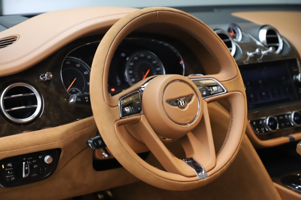New 2020 Bentley Bentayga Speed for sale Sold at Rolls-Royce Motor Cars Greenwich in Greenwich CT 06830 22