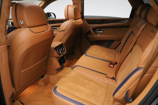New 2020 Bentley Bentayga Speed for sale Sold at Rolls-Royce Motor Cars Greenwich in Greenwich CT 06830 25