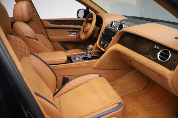 New 2020 Bentley Bentayga Speed for sale Sold at Rolls-Royce Motor Cars Greenwich in Greenwich CT 06830 28