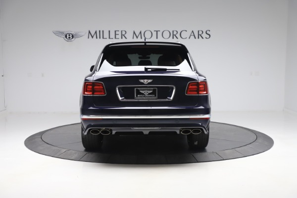 New 2020 Bentley Bentayga Speed for sale Sold at Rolls-Royce Motor Cars Greenwich in Greenwich CT 06830 6