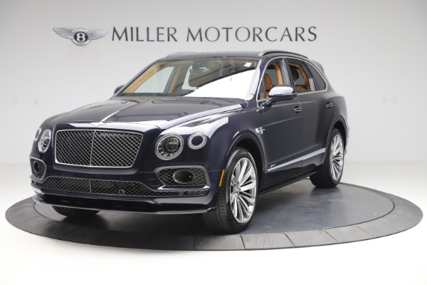 New 2020 Bentley Bentayga Speed for sale Sold at Rolls-Royce Motor Cars Greenwich in Greenwich CT 06830 1