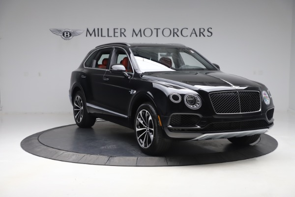 New 2020 Bentley Bentayga V8 for sale $181,250 at Rolls-Royce Motor Cars Greenwich in Greenwich CT 06830 11