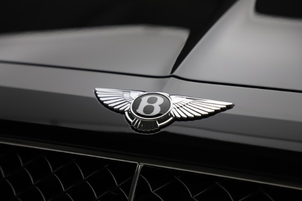 New 2020 Bentley Bentayga V8 for sale $181,250 at Rolls-Royce Motor Cars Greenwich in Greenwich CT 06830 14