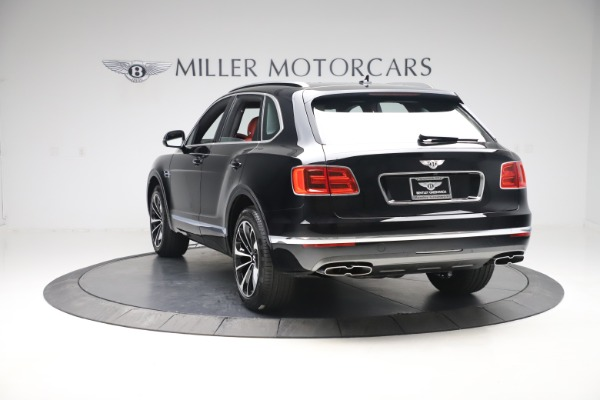 New 2020 Bentley Bentayga V8 for sale $181,250 at Rolls-Royce Motor Cars Greenwich in Greenwich CT 06830 5