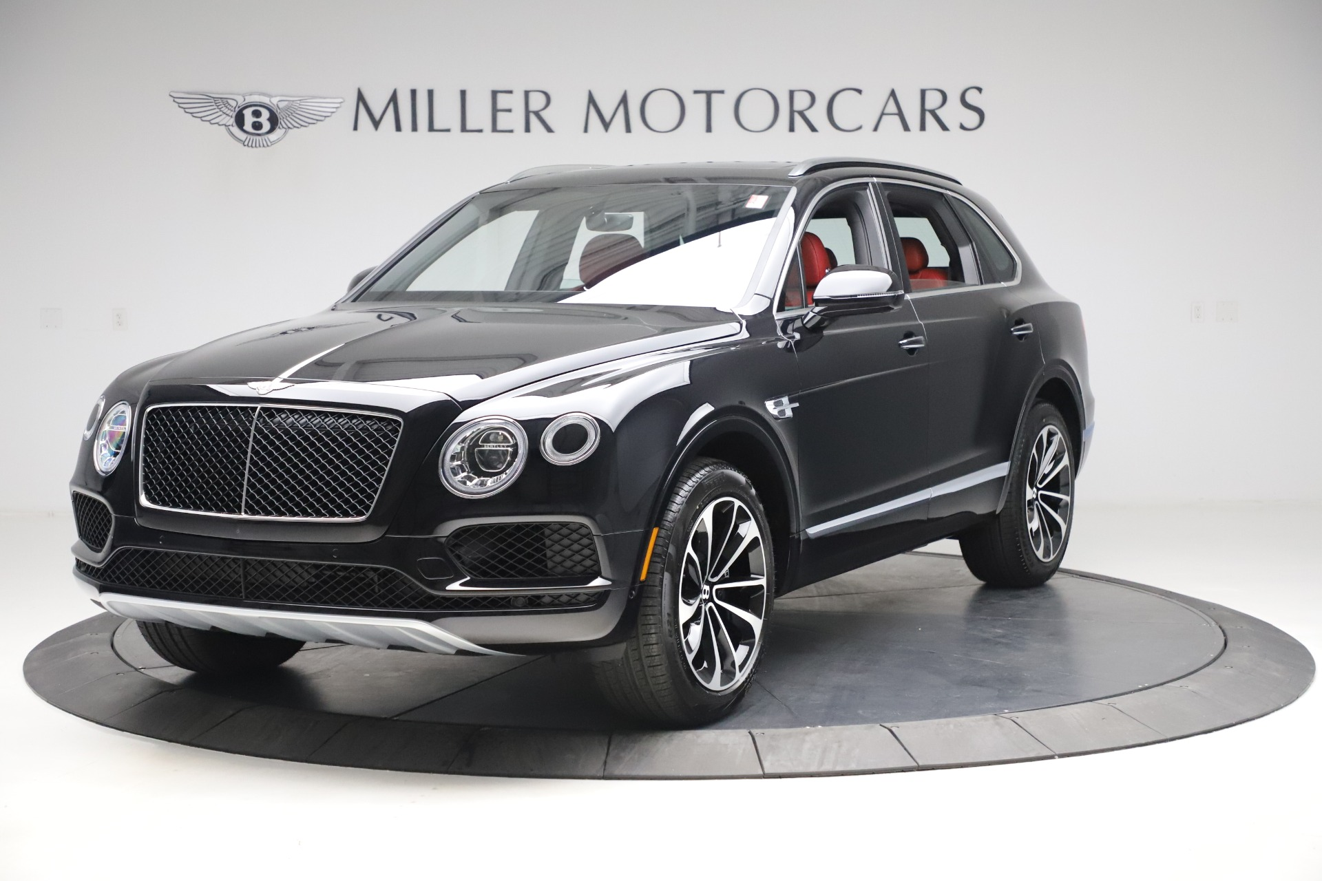 New 2020 Bentley Bentayga V8 for sale $181,250 at Rolls-Royce Motor Cars Greenwich in Greenwich CT 06830 1