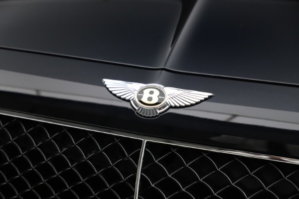 New 2020 Bentley Bentayga V8 for sale Sold at Rolls-Royce Motor Cars Greenwich in Greenwich CT 06830 13