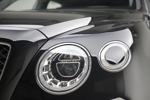 New 2020 Bentley Bentayga V8 for sale Sold at Rolls-Royce Motor Cars Greenwich in Greenwich CT 06830 14