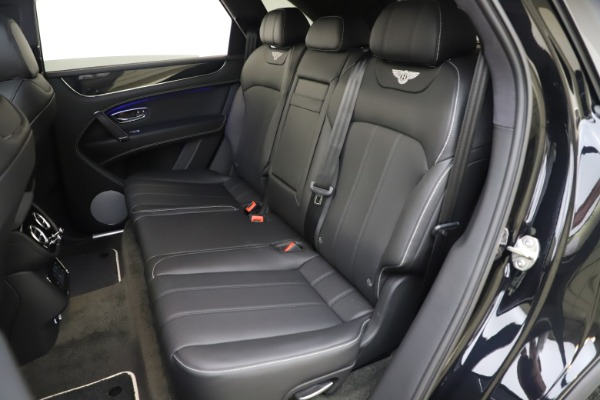 New 2020 Bentley Bentayga V8 for sale Sold at Rolls-Royce Motor Cars Greenwich in Greenwich CT 06830 22