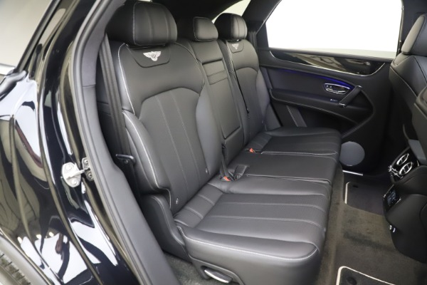 New 2020 Bentley Bentayga V8 for sale Sold at Rolls-Royce Motor Cars Greenwich in Greenwich CT 06830 25