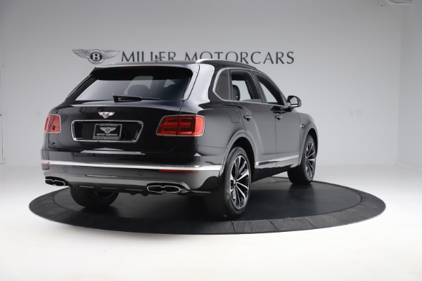 New 2020 Bentley Bentayga V8 for sale Sold at Rolls-Royce Motor Cars Greenwich in Greenwich CT 06830 7