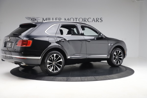New 2020 Bentley Bentayga V8 for sale Sold at Rolls-Royce Motor Cars Greenwich in Greenwich CT 06830 8