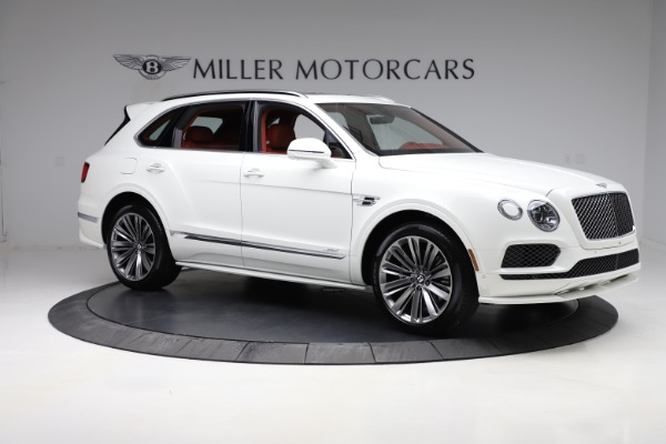 New 2020 Bentley Bentayga Speed for sale $244,145 at Rolls-Royce Motor Cars Greenwich in Greenwich CT 06830 10