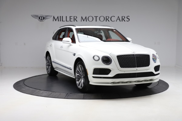 New 2020 Bentley Bentayga Speed for sale $244,145 at Rolls-Royce Motor Cars Greenwich in Greenwich CT 06830 11