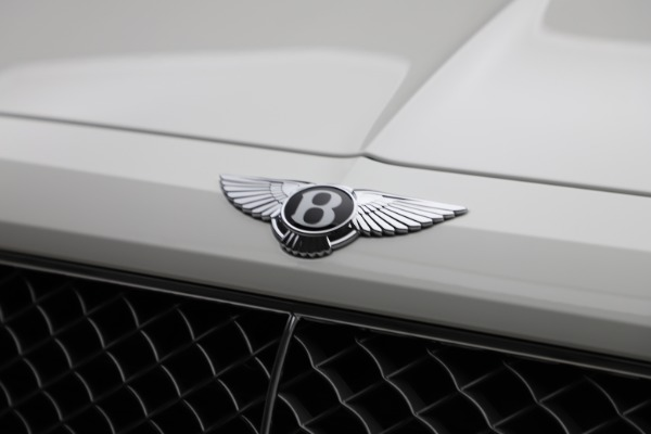 New 2020 Bentley Bentayga Speed for sale $244,145 at Rolls-Royce Motor Cars Greenwich in Greenwich CT 06830 14