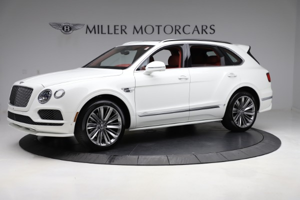 New 2020 Bentley Bentayga Speed for sale $244,145 at Rolls-Royce Motor Cars Greenwich in Greenwich CT 06830 2