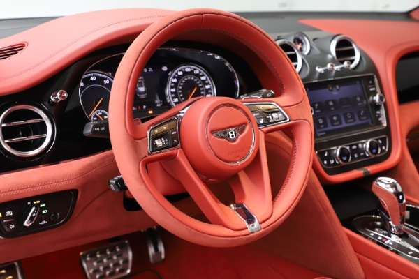 New 2020 Bentley Bentayga Speed for sale $244,145 at Rolls-Royce Motor Cars Greenwich in Greenwich CT 06830 23