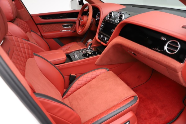 New 2020 Bentley Bentayga Speed for sale $244,145 at Rolls-Royce Motor Cars Greenwich in Greenwich CT 06830 28