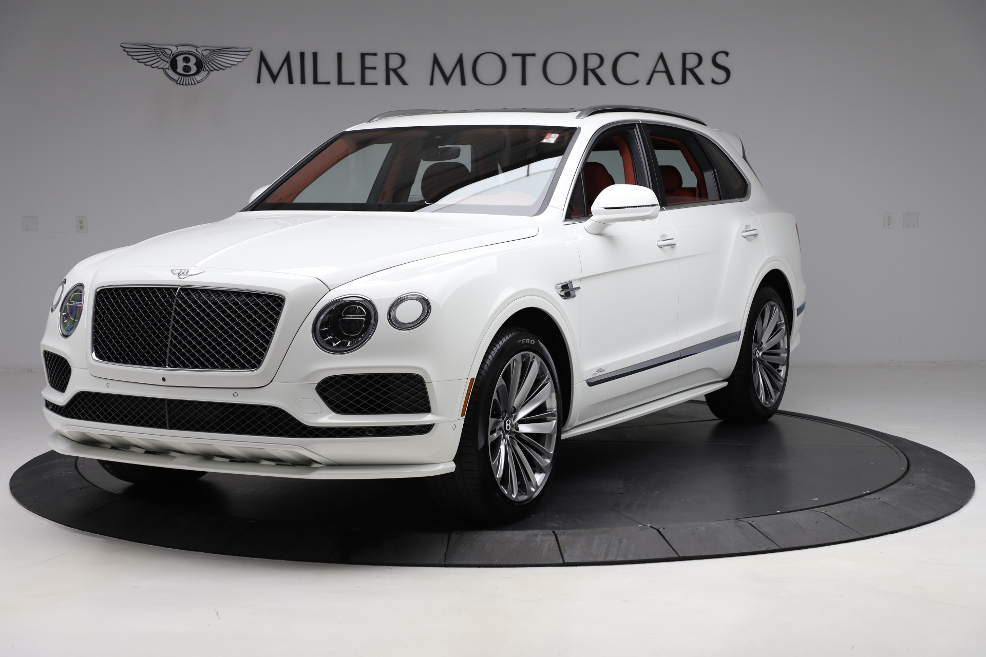 New 2020 Bentley Bentayga Speed for sale $244,145 at Rolls-Royce Motor Cars Greenwich in Greenwich CT 06830 1